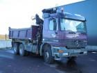 Mercedes 3340 truck