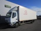 camión furgón caja polyfond Renault usado