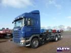 camion Scania R 440 HL E5 MANUAL ETADE