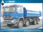 camion Mercedes Actros 4141K 8X6 Meiller E5 Automatik Klima