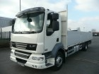 camion plateau ridelles DAF occasion