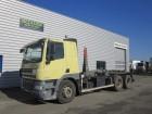 used DAF hook lift truck