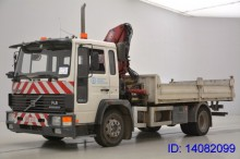 camión Volvo FL 614.180