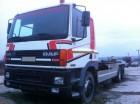 camion dublu DAF second-hand