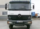 camión Mercedes Atego