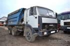 camion Kamaz 45143