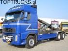 camión Volvo FH 420 6X2 VDL HOOKLIFT