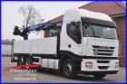 Iveco Stralis , Baustoff, Fassi F185 AS truck