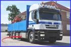 Iveco Stralis , Baustoff truck
