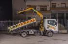 camion Nissan CABSTAR CON GRU EFFER