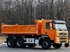 Volvo FM 340 / 2 STR WYWROTKA / HYDROBURTA/ 6x4/ truck