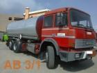 camion cisterna Iveco usato