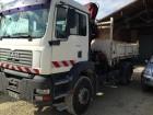 camion MAN TGA 18.313