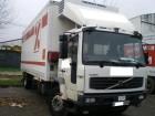 camión frigorífico Volvo usado