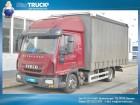 Iveco ML80E22 Pritsche 4,7m/Curtainsider/EDSCHA/Bett truck