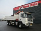camion bi-benne Volvo occasion