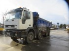 camion benă bilaterala Iveco second-hand