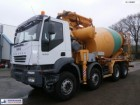 camion betoniera Iveco second-hand
