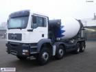 camion betoniera MAN second-hand