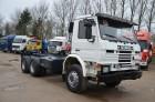 Scania 113 360 6x6 truck