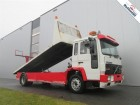 camion vehicul de tractare Volvo second-hand
