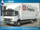 camion Mercedes Atego 1222L Pritsche 7,2m/LBW Bär BC 1500S4