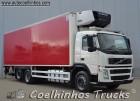 camião frigorífico Volvo usado