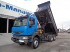 camião basculante Renault usado