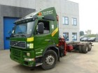 camión Volvo FM 7 250 KRAAN PALFINGER