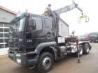 Iveco 260T48-Holz Kran Loglift-Euro 4-Vollblatt-Schaltgetriebe-ink Zollkennzeichen truck