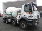 Iveco AD 340 T 41 B 8x4 Baryval 9m3 EUR4 truck