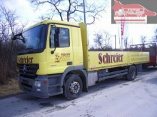 used Mercedes dropside truck