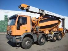 Iveco Eurotrakker MP 340EH 38HB Bandmischer Liebherr H truck