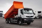 ciężarówka Renault KERAX / 450.35 / / WYWROTKA 3 STRONN