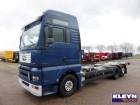 camion MAN TGA 26.400 XXL E5