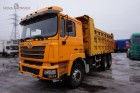used Shaanxi tipper truck