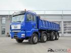 camion MAN TGA 35.433 FFDK-M