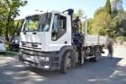 camion Iveco Eurotech 190E35