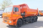 used Kamaz tipper truck