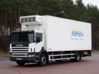 ciężarówka chłodnia Scania używana