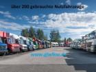 gebrauchter Mercedes LKW Pritsche und Plane