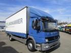 camion Mercedes Atego 1224 Pritsche/Pl. 7,2 m Klima Diff.-Sperre