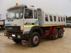 camion ribaltabile trilaterale Iveco usato