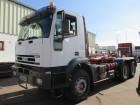 Iveco Eurotrakker 260E35 H truck