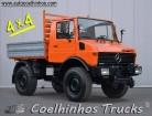 Mercedes Unimog U-1200 truck