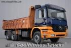 Mercedes Actros 2635 truck