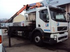 used Volvo container truck