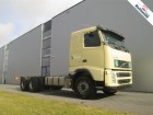 vrachtwagen Volvo FH12.460 6X4 MANUEL FULL STEEL HUBREDUCTION EURO