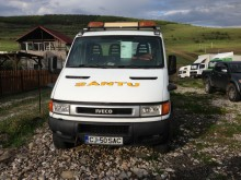camion vehicul de tractare Iveco second-hand
