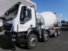 Iveco Trakker AD 340 T 41 B Stetter AM 9 FHC UltraEco truck